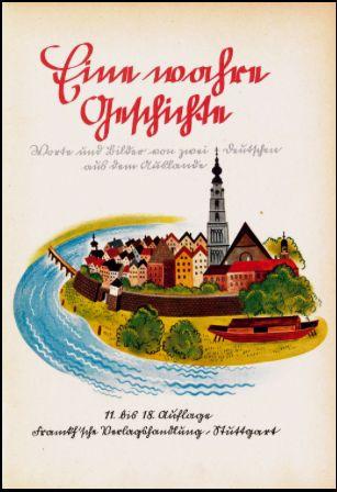 Book cover designed by Poldi Mühlmann, née Wojtek