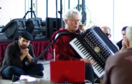 Pauline Oliveros at Big Ears 2009 (Knoxville Museum of Art)