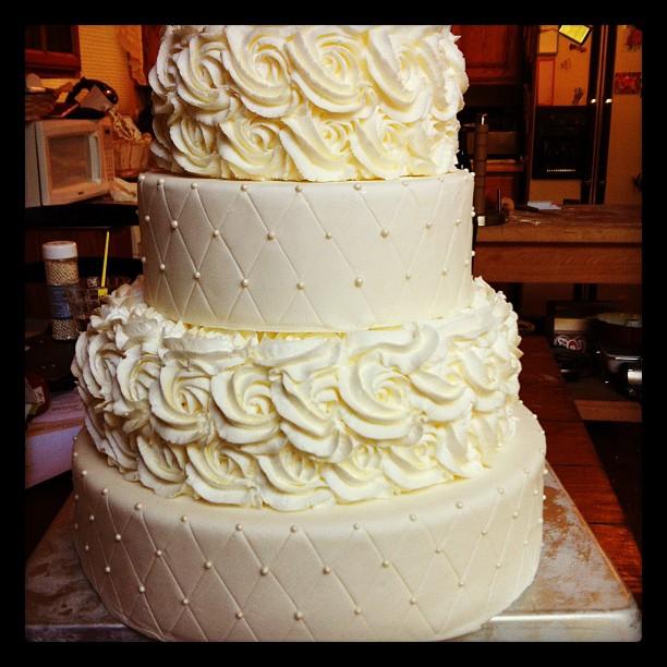 Wedding Cake Crabby Cake Creations