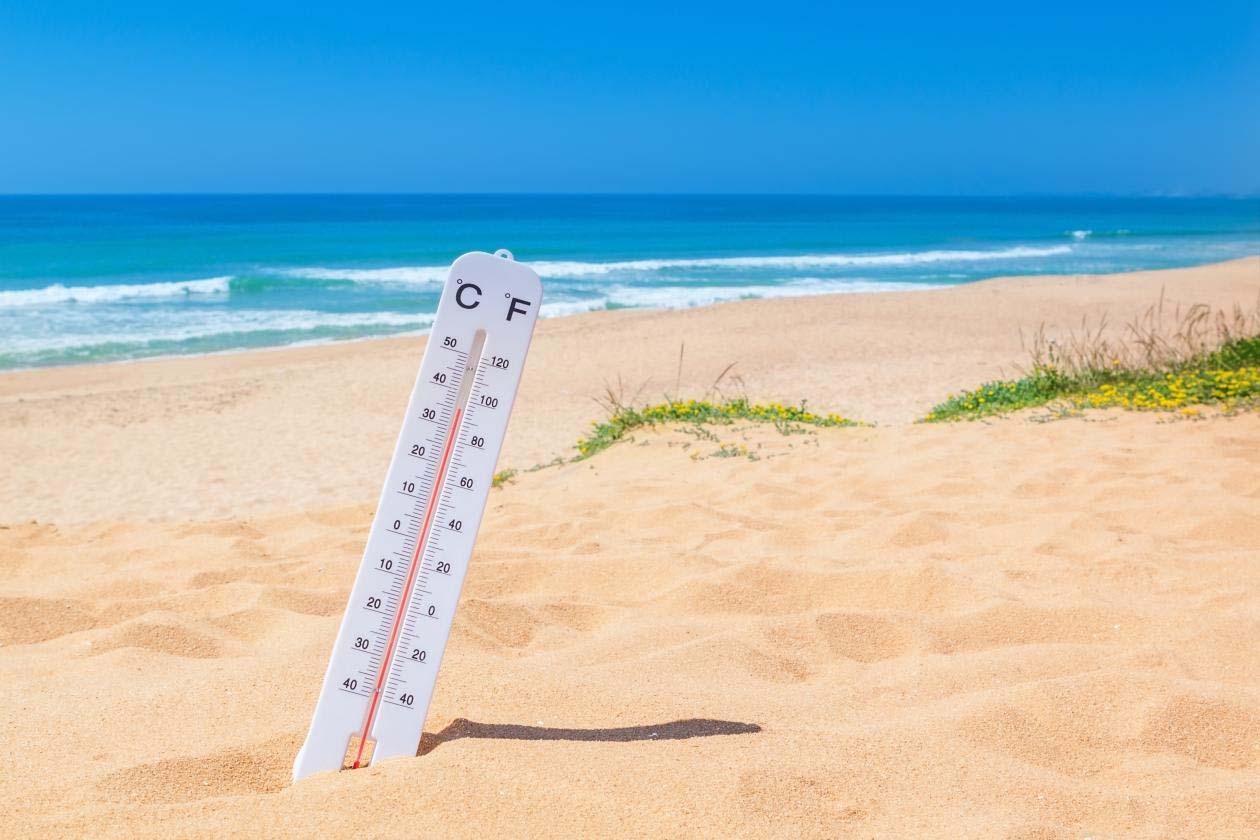 Air Temperature Versus Substrate Temperature The