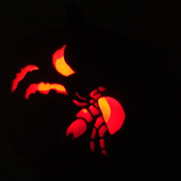 Bun's Crab O'lantern
