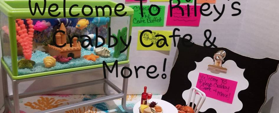 Chef Riley's Crabby Cafe and More!