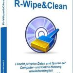 R-Wipe & Clean 20.0 Build 2277 With Full Crack