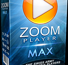 Zoom Player MAX 15.1 RC1 With Serial Key