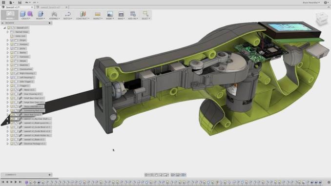 Autodesk Fusion 360 2.0.8418 With Crack 2020