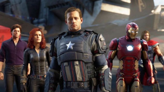 Marvel's Avengers Game Free Download for PC