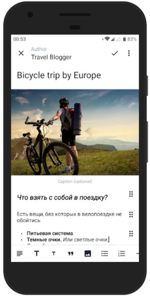 Telegra.ph X PRO скриншот