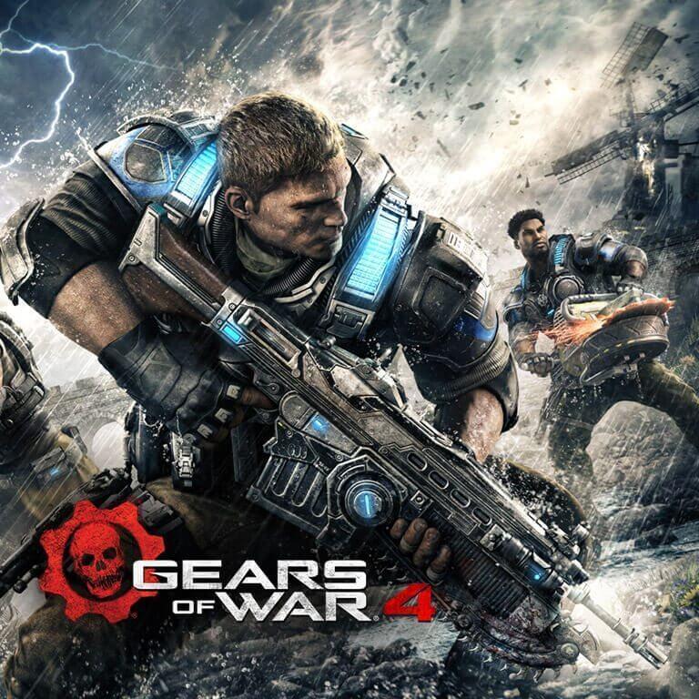 Gears Of War 4 Download Free PC Torrent Crack Crack2Games