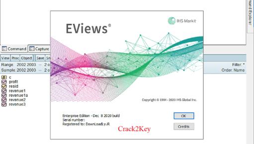 EViews Crack