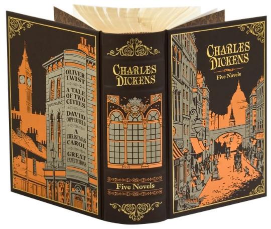Barnes & Noble Leatherbound Classics Series (5/6)