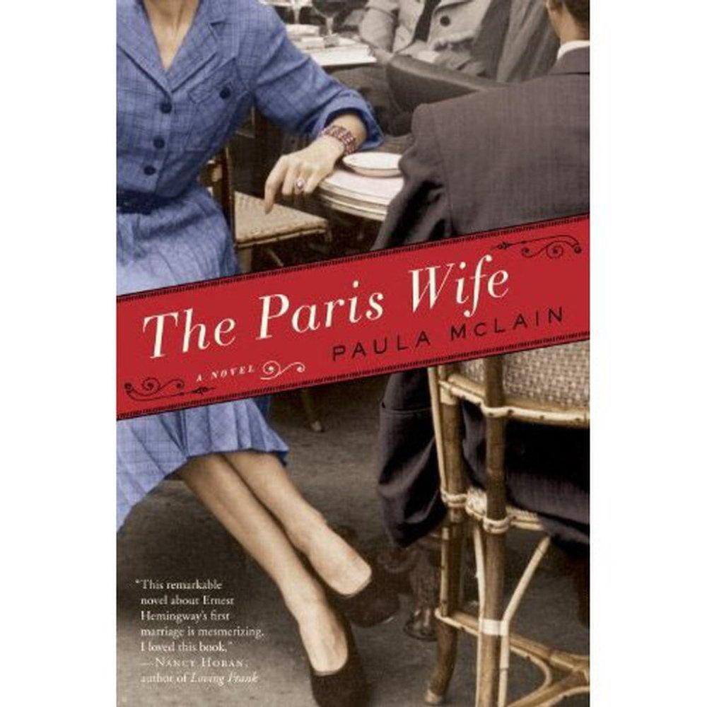 The Paris Wife - Paula McLain (4/4)