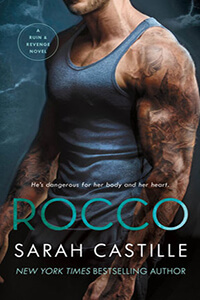 Review of Mafia Romance – Rocco by Sarah Castille