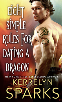 Review of Eight Simple Rules for Dating a Dragon by Kerrelyn Sparks
