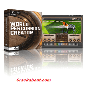 World Percussion Creator Crack