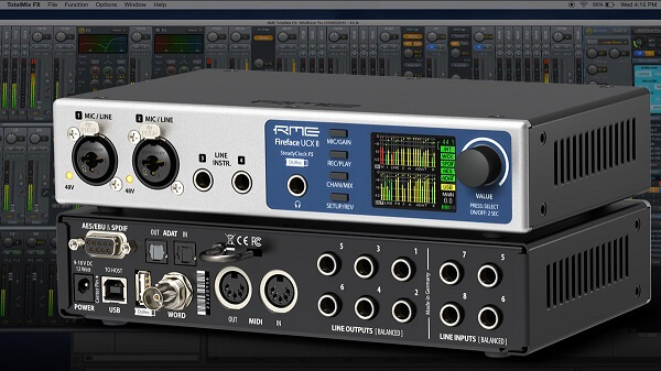 RME Fireface UCX II Download