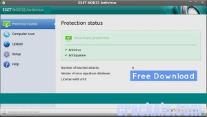 ESET NOD32 ANTIVIRUS FREE DOWNLOAD FOR WINDOWS 7 32 BIT WITH
