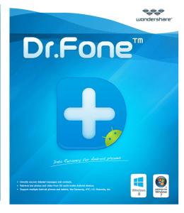 Wondershare Dr fone 9.7.0 Crack