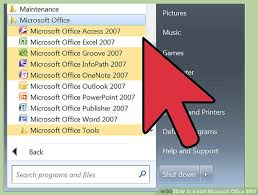 Microsoft office 2007 Crack with Serial Key