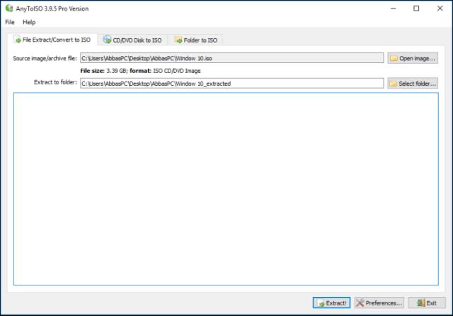 AnyToISO 3.9.6 Crack & License Key Free Download