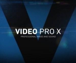 MAGIX Video Pro X12 V18.0.1.80 Full Crack Latest Key Download
