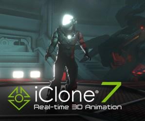 Reallusion iClone Pro 7.8.4322.1 Crack+Keygen Free Download
