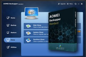 AOMEI Backupper Professional5.9.0 Full Version Crack Free Download