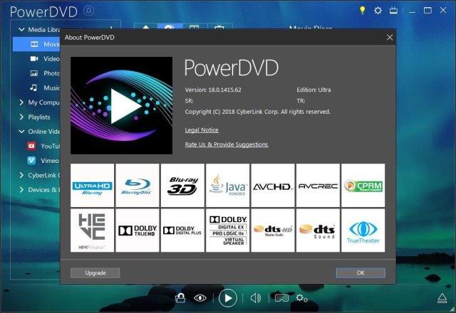 CyberLink PowerDVD Ultra 20 Crack With Keygen Download [2020]