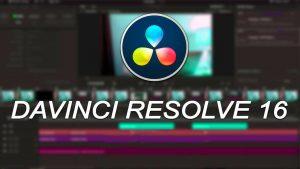 DaVinci Resolve Studio 16.2.7.010 Crack Free Download