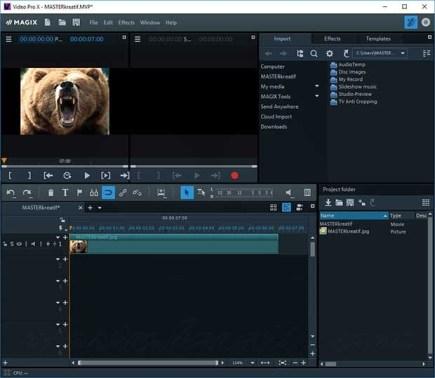 MAGIX Video Pro X12 v18.0.1.89 Crack License Key Download