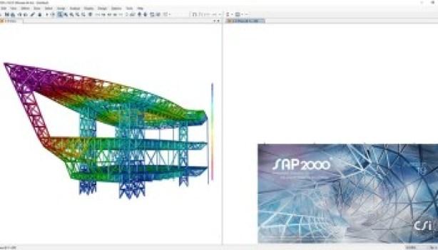 SAP2000 Ultimate 22.2.0 Build 1663 Crack With Registration Key Download