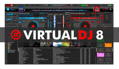 Virtual DJ Pro Infinity 8.5.6156 Crack + Keygen Download