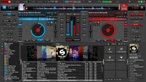 Virtual DJ Pro Infinity 8.5.6156 Crack With Mac Download 2021