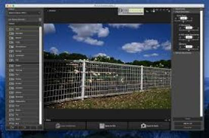 camera models that allows owners to configure camera settings.