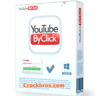 YouTube By Click 2.2.125 Crack + Activation Code Download