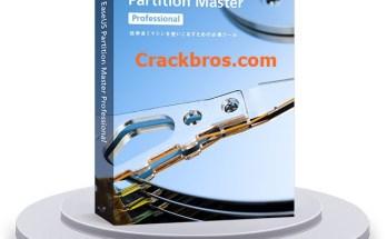 EaseUS Partition Master Pro 13.8 Crack + Serial Key 2020 Download
