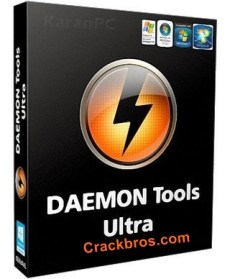 DAEMON Tools Ultra 5.8.0.1409 Crack With License Key Full Download