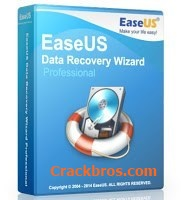 EASEUS Data Recovery Wizard Pro 13.3 Crack + Serial Key 2020 Download