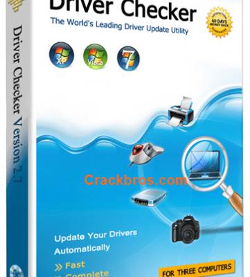 Driver Checker 2.7.5 Crack + Serial Key Free (Latest) 2020