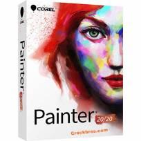 Corel Painter 2021 Crack + License Key Free Download