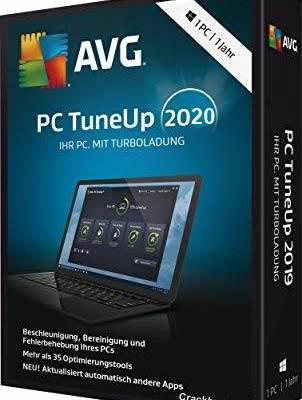 AVG TuneUp Utilities 2020 Crack + License Key Free Download