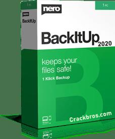 Nero BackItUp 2020 2.1.1.7 Crack + License Key Free Download