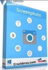 Abelssoft Screenphoto 2020 5.1 Crack Plus License Key Download Free