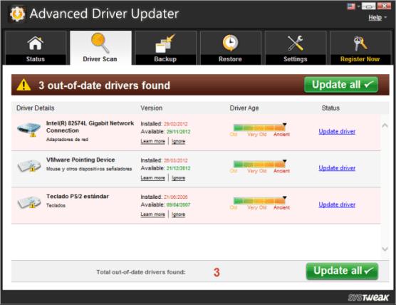Advanced Driver Updater Crack download