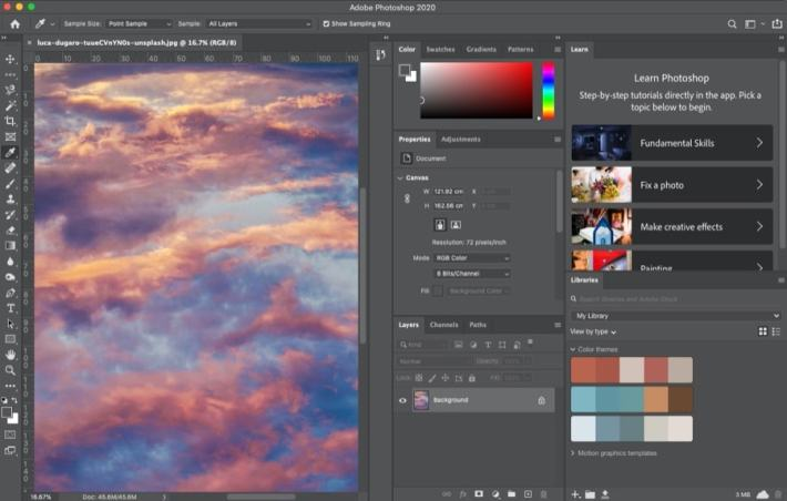 Adobe Photoshop Crack 2021
