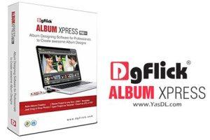 dgflick album xpress pro 12.0 crack free download