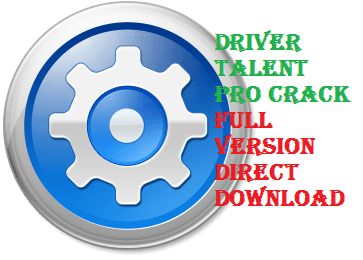Driver Talent Pro Crack Full Version