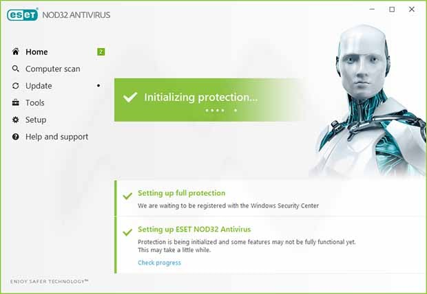 ESET NOD32 Antivirus Crack Full Version