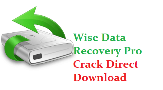 Wise Data Recovery Pro Crack