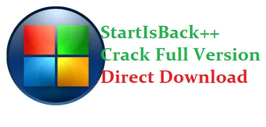 StartIsBack++ Crack