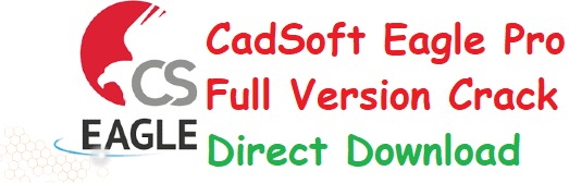 CadSoft Eagle Pro 9.6.2 Crack Full Version